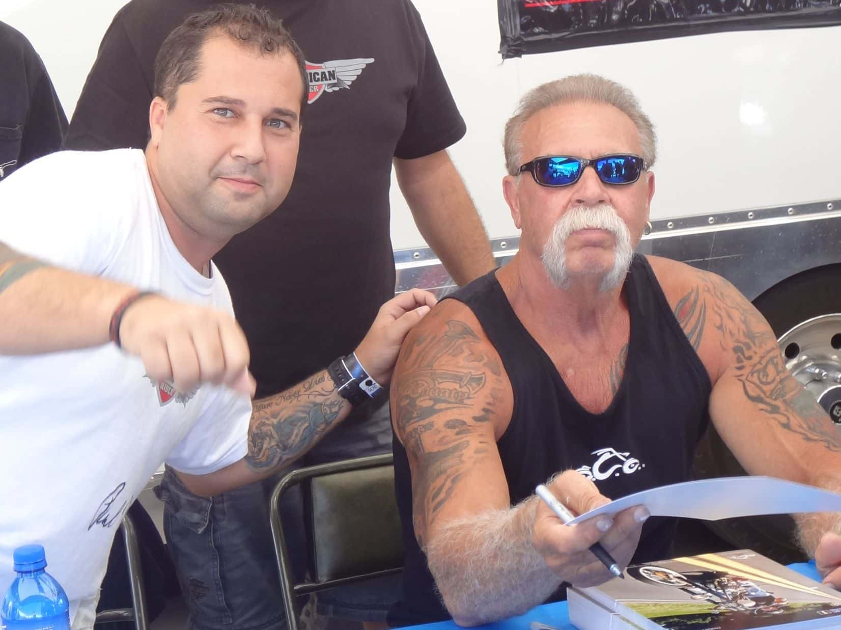 francisco ali manen - lord drake kustoms - paul teutul american chopper