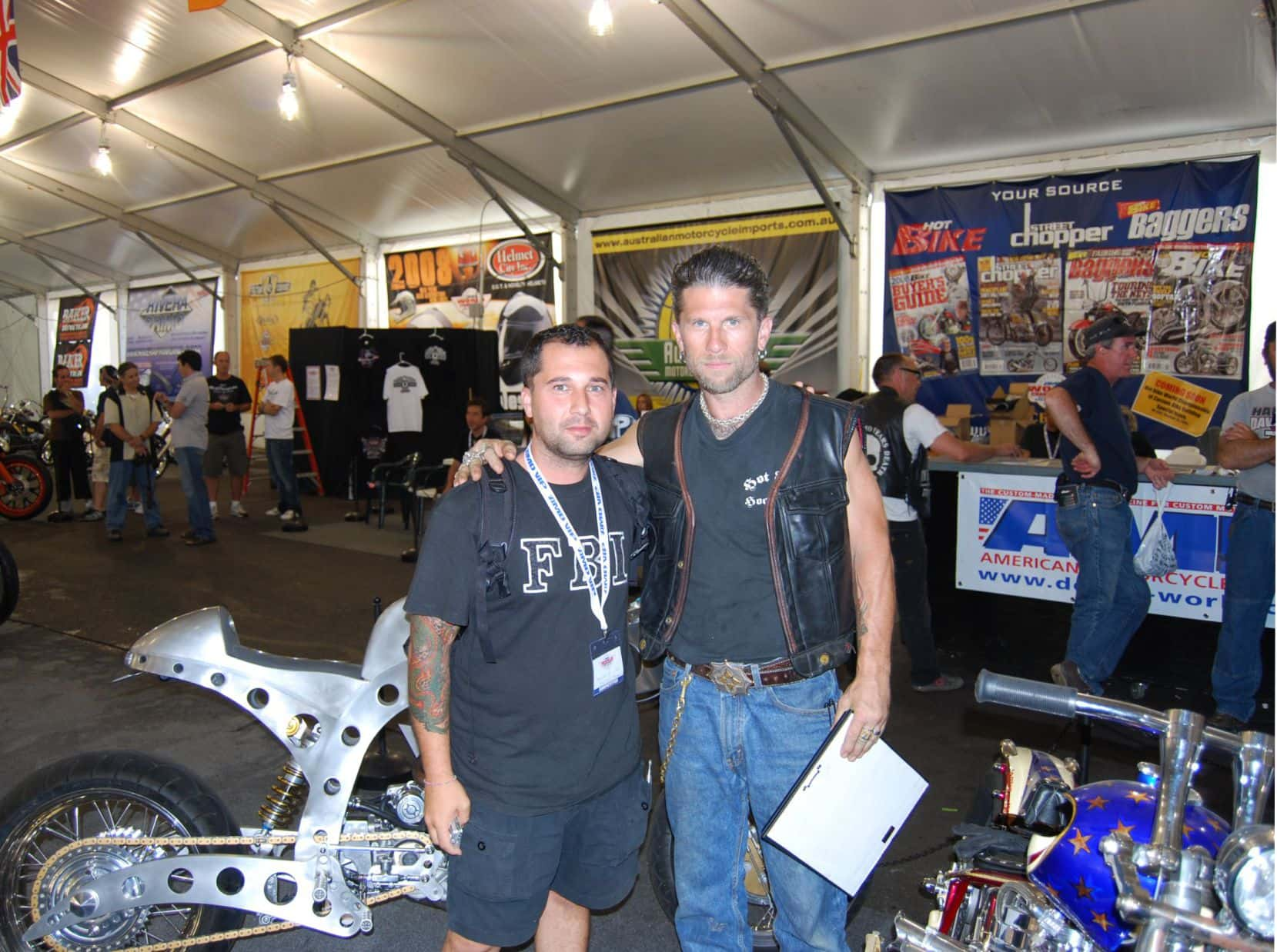 francisco ali manen - paul cox - indian larry