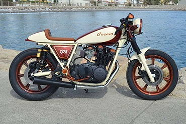 "YAMAHA ""CREAM"""