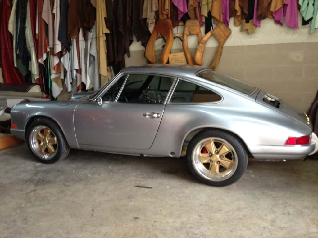 Porsche 911 Carrera Lord Drake Kustoms