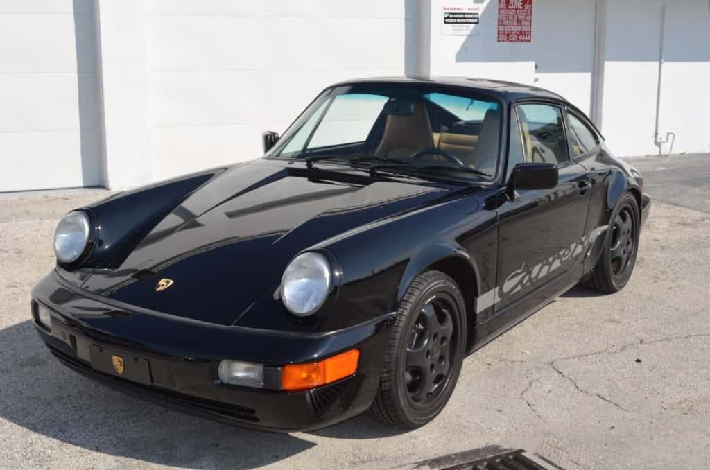 1989 Porsche 911 Carrera 2 964 Lord Drake Kustoms
