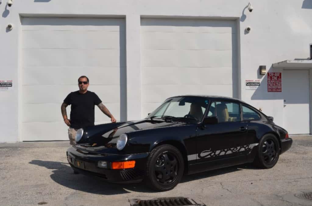 1989 Porsche 911 Carrera 2 (964) lord drake kustoms Francisco Ali Manen