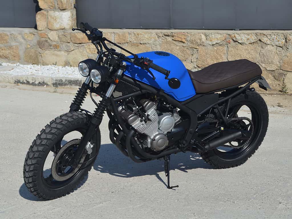 Yamaha XJ Diversion