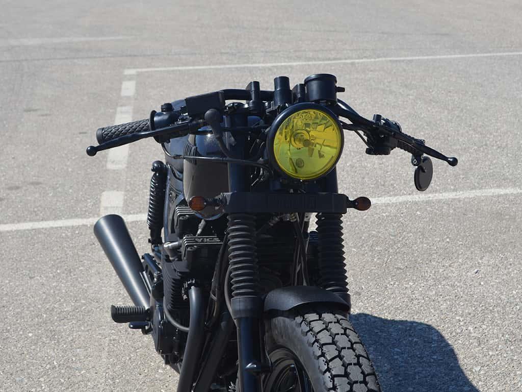 Yamaha XJ 550 Cafe Racer