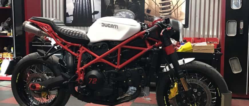 Ducati 999 Reoracer