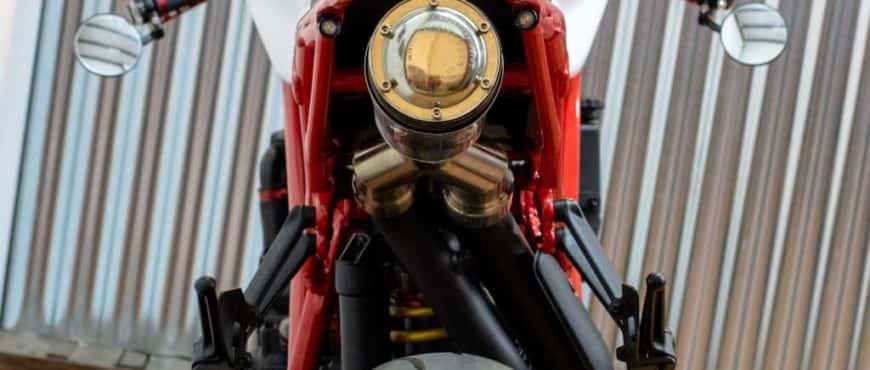 "Ducati 999 ""Neoracer"" by Lord Drake Kustoms - Foto by Álvaro Manén"
