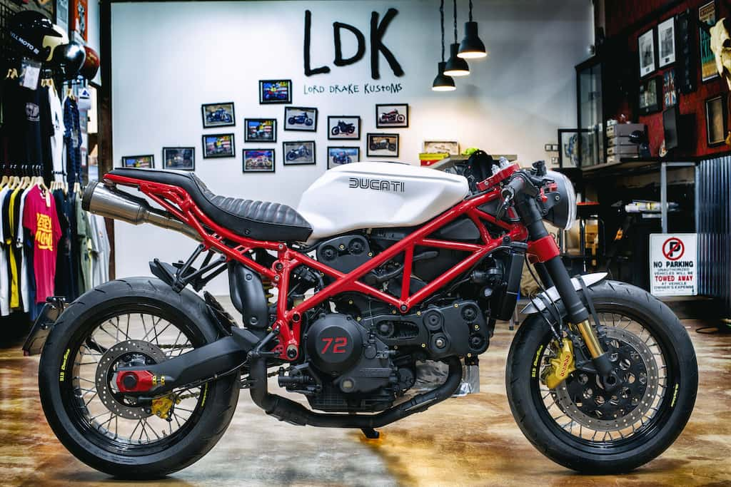 "Ducati 999 ""Neoracer"""