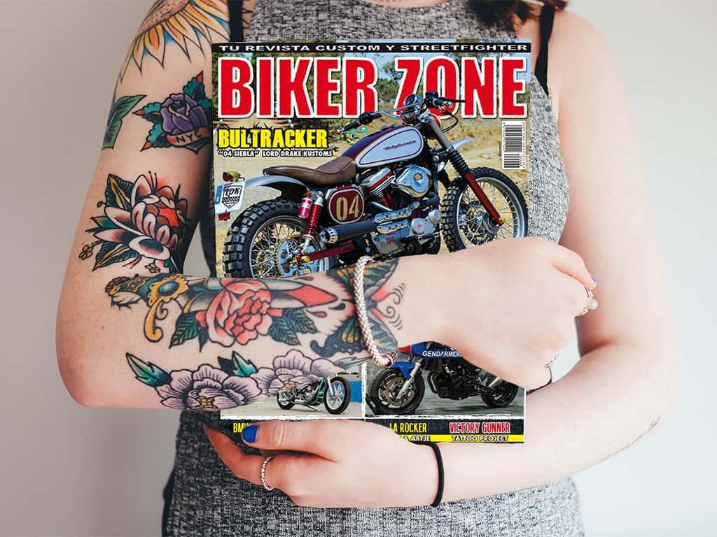 cover biker zone bultracker 04 siembla