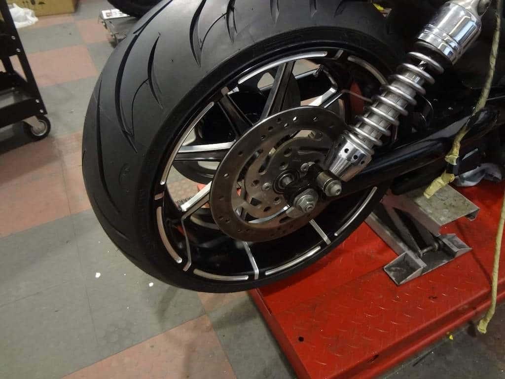 New Harley Vrod