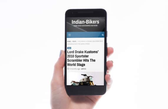 Press Indian Bikers