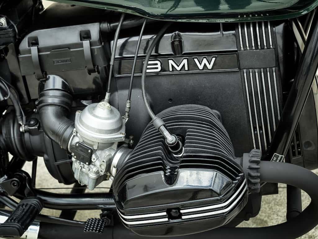 Lord Drake Kustoms BMW R65 Cafe Racer