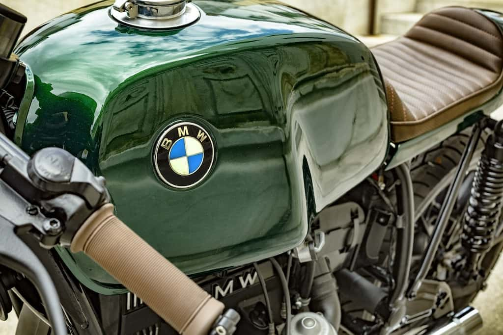 Lord Drake Kustoms BMW R65 Cafe Racer