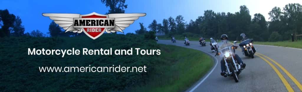 American Rider - Motorcycle Rental and Tours