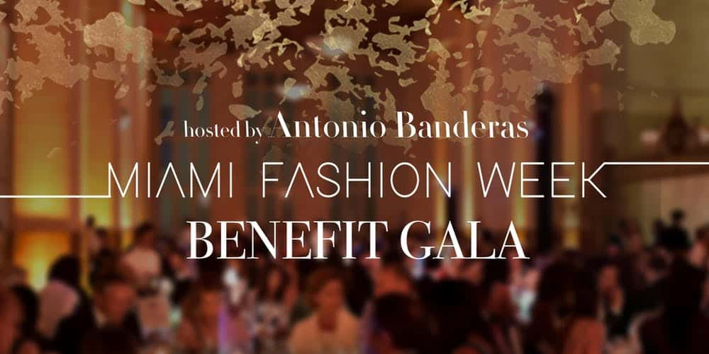 Benefit Gala by Antonio Banderas