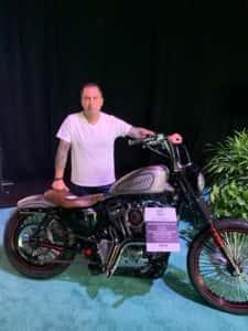 Harley Davids