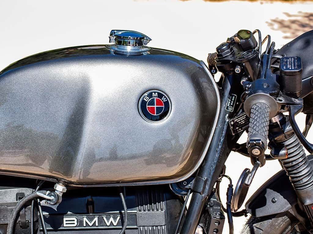 BMW R100 Cafe Racer by Lord Drake Kustoms
