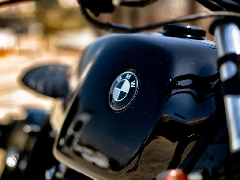 BMW R100 Scrambler by Lord Drake Kustoms