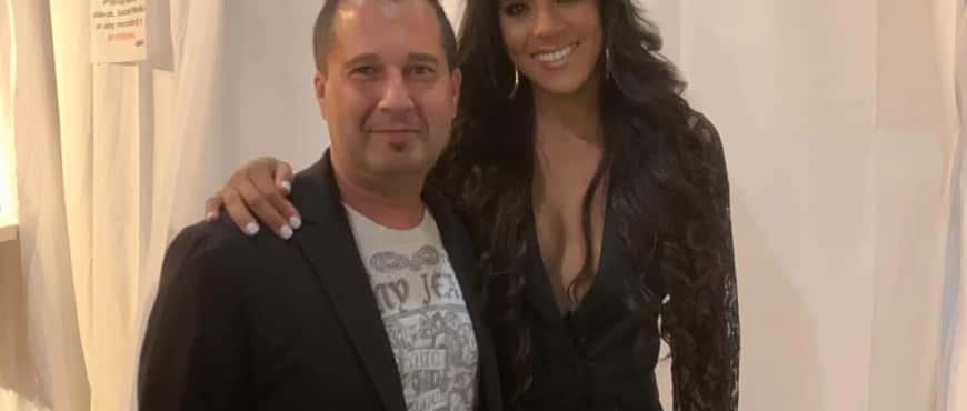 Fran Manen with Francisca Lachapel