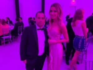 Fran Manen with Nicole Kimpel