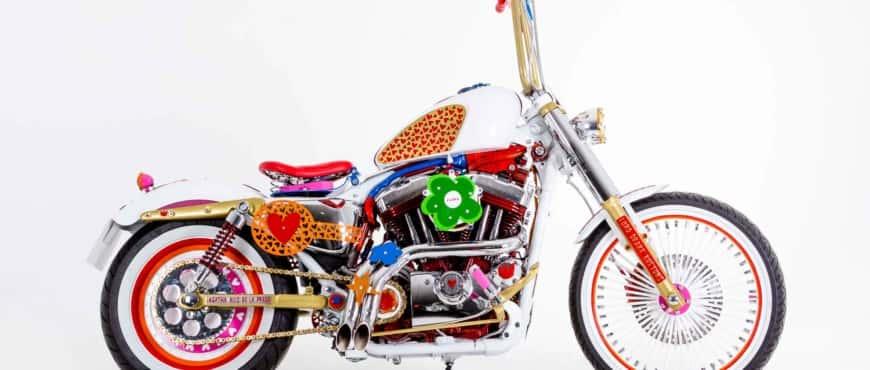 Harley Agatha Ruiz de la Prada por Lord Drake Kustoms