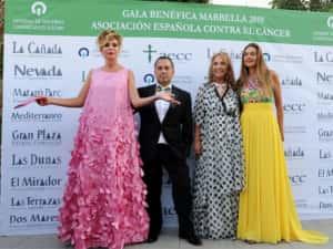 Fran Manen y Ágatha Ruiz de la Prada