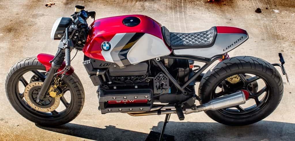 BMW K100 Racer