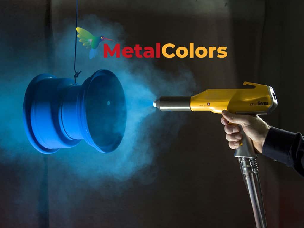 Metalcolors - powdercoating