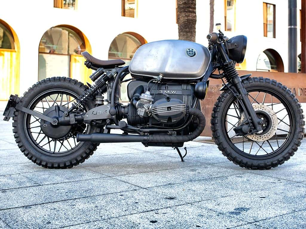 Why Choose A Bmw Base For Cafe Racer Lord Drake Kustoms