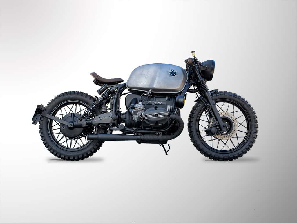 BMW R100 DM Cafe Racer