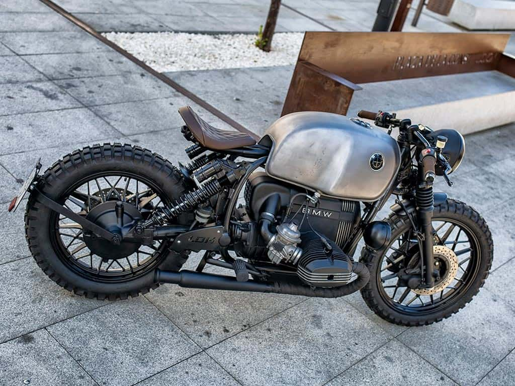 BMW R100 Cafe Racer DM by Lord Drake Kustoms