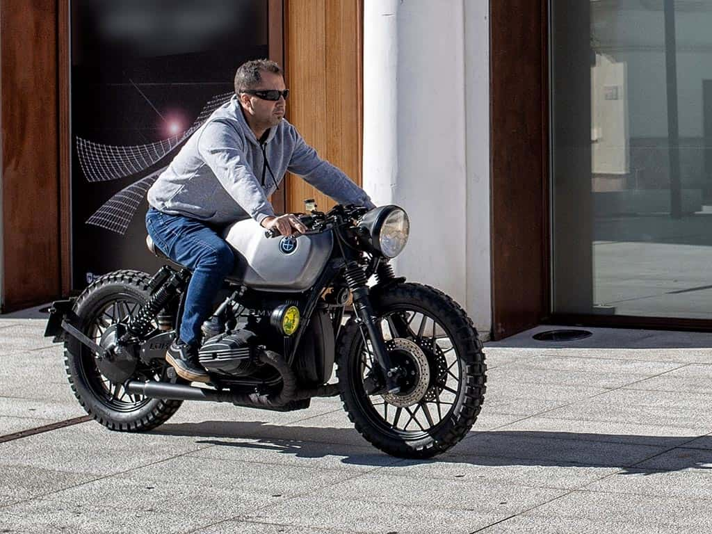 Bmw R100 Cafe Racer Dm Lord Drake Kustoms