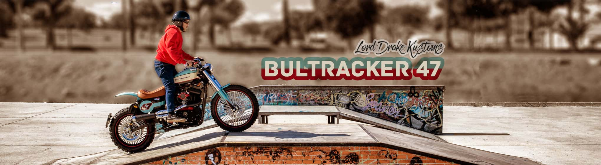 Slider Bultracker 47 by Lord Drake Kustoms
