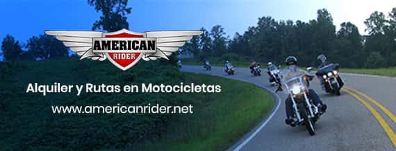 Banner American Rider