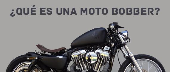 Qué es una moto Bobber