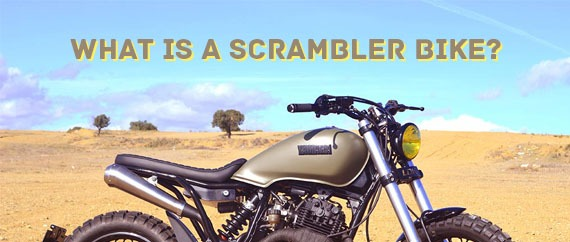 What is a Scrambler Bike?
