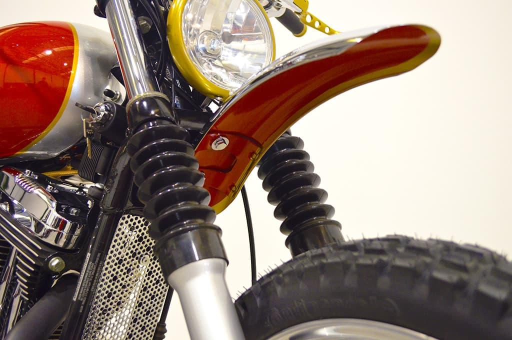 Bultracker 13 Harley Davidson Scrambler