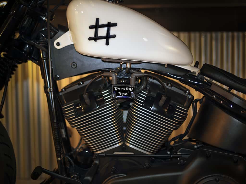 """Harley Bobber """"Trending Topic"""""""
