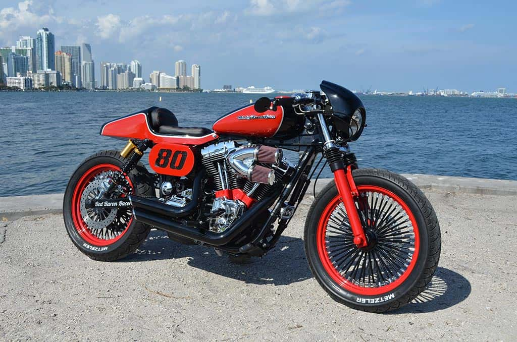 Red Baron by Lord Drake Kustoms