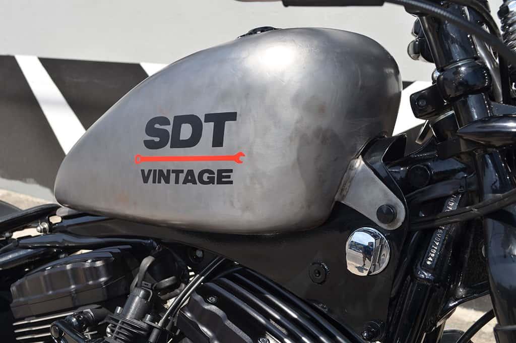 Springer SDT Vintage