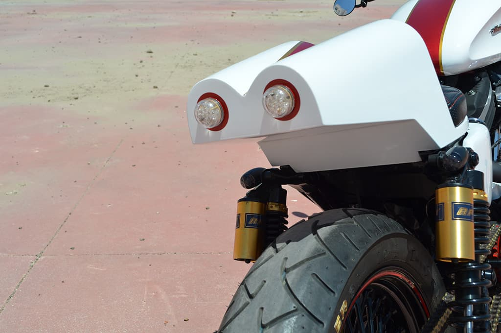 My Toro - For Brave People - Harley Davidson Sportster Cafe Racer