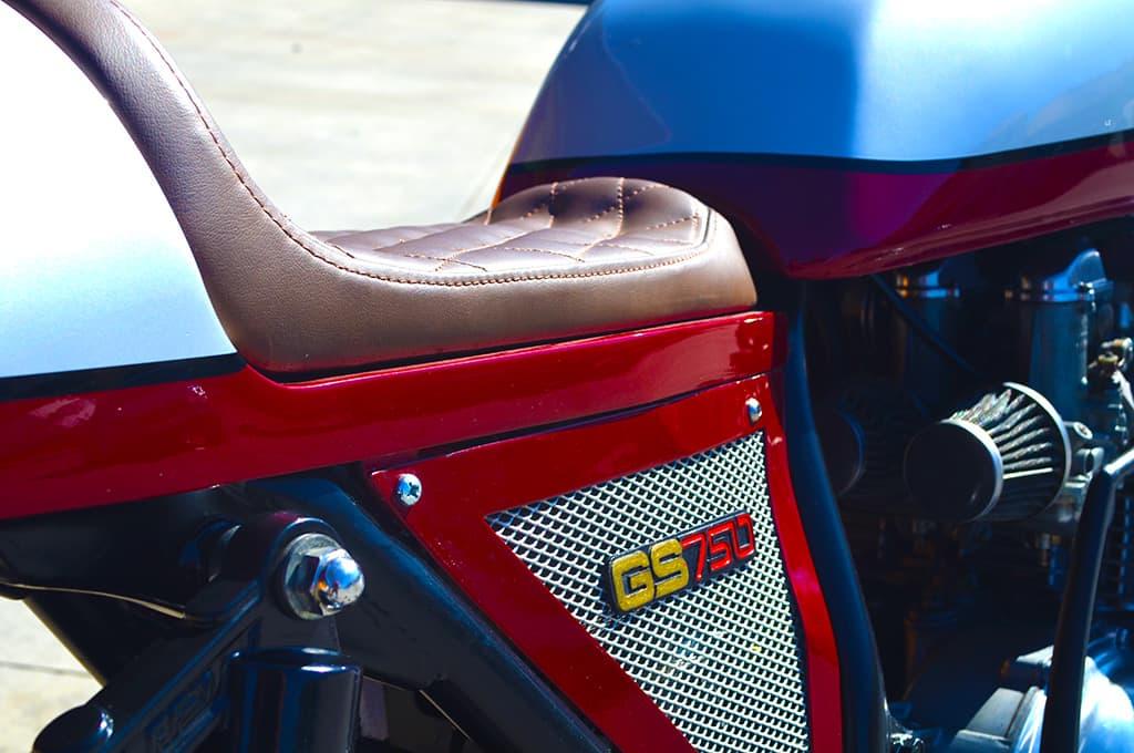 Suzuki GS750 Cafe Racer