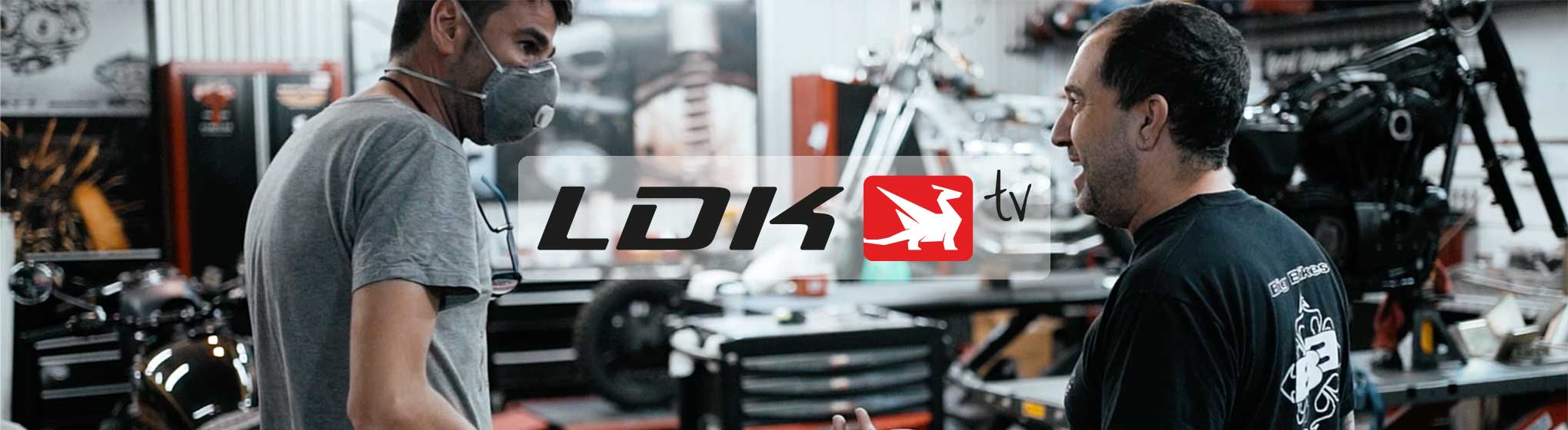 LDK TV slider