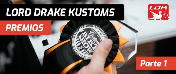 Lord Drake Kustoms awards