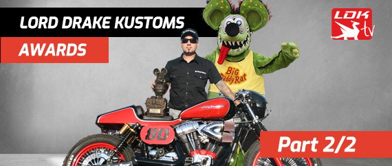 Best Bike Show Awards by Lord Drake Kustoms