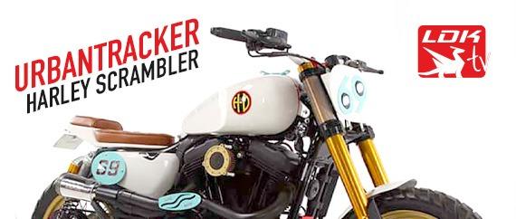 Urbantracker - Sportster Scrambler