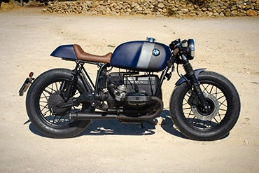 BMW R65 Cafe Racer «Azul»