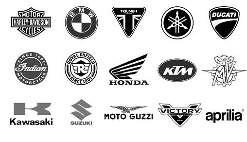 Motorcycles logos