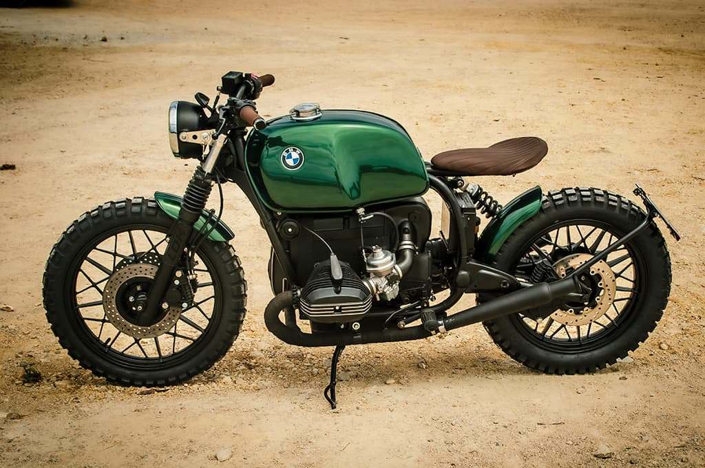 "BMW Racing ""Green"""