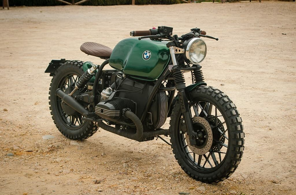 Best BMW Cafe Racer customized by LDK