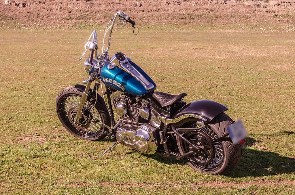 Harley-Davidson Softail Deuce Bobber